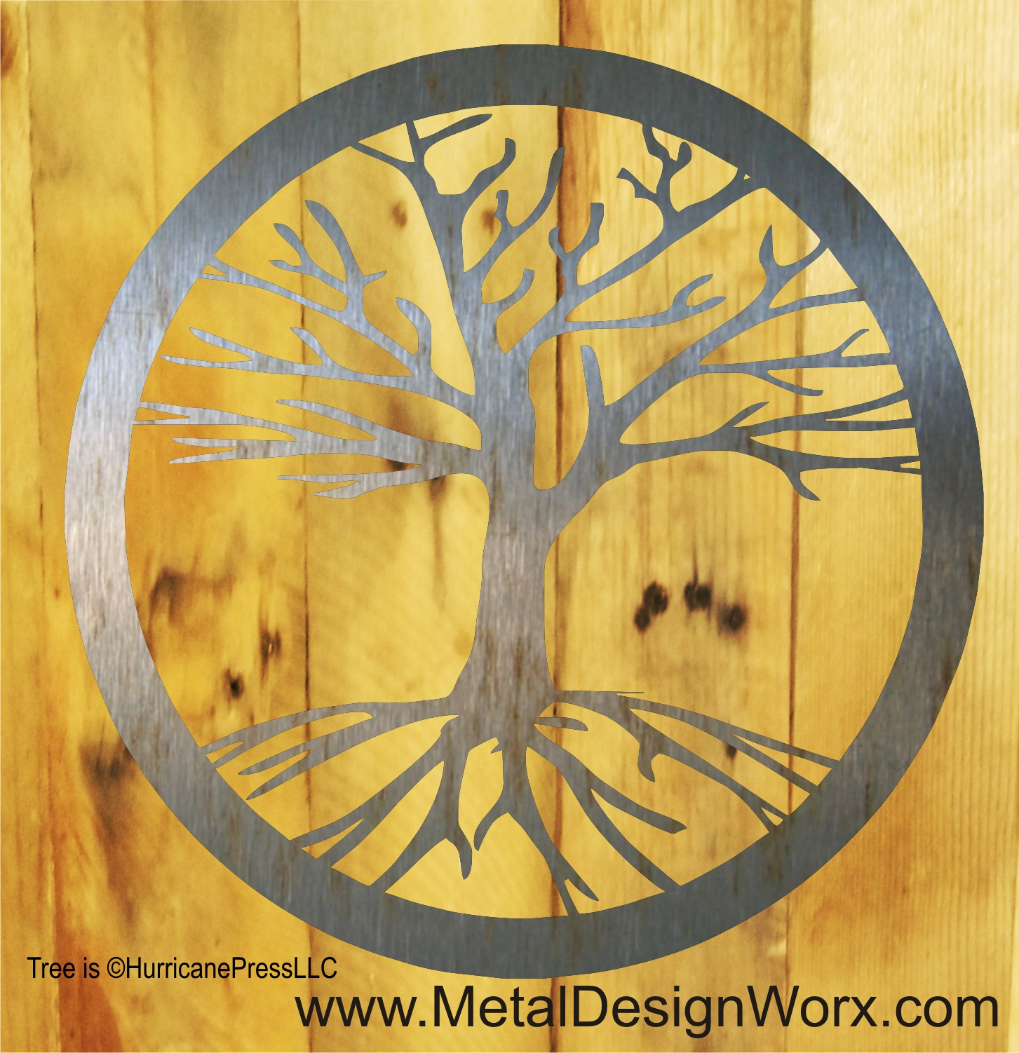 Fantastic Metal Tree Of Life Wall Art Adornment - Wall Art ...